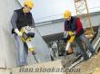 kırıcı kopmresör hilti beton kırma - kiralık kırıcı- makita hilti