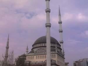 minare ustası camii kubbe şadırvan yapımı