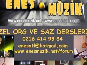 org dersi saz kursu istanbulda özel ders