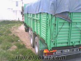manisa somadan satılık kırkayak kamyon