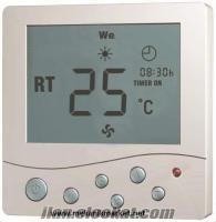 Şişlide fancoil termostatı