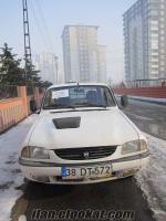 Dacia Pick-up Çift Kabin 1.9D Dizel olup temiz ve hasarsızdır.