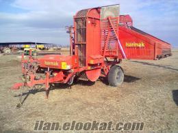 pancar hasat makinası 2007 harmak