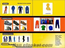 Personel İş Kıyafeti İmalatı - Toptan Satış