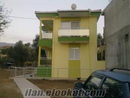 izmirde sahibinden satılık dubleks villa