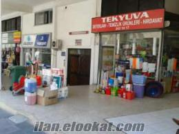 antalya da devren satılık temizlik ürünleri, dükkanı