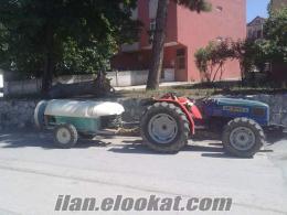 Bursada kiralık traktör