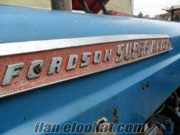 1964 MODEL FORDSON SUPER MAJOR HİD.DİREKSİYON