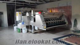 devren satılık halı yıkama fabrikası