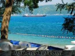 İstanbul Bahçelievlerde bayanlar plajı