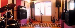 kadıköyde devren satılık müzik prova stüdyosu