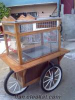 Bağcılarda pilav arabası