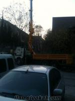Satılık Mobil Vinç Ford Cargo 2520 16 tonluk Vİnç