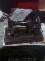 F4 serisi Singer dikiş makinesi