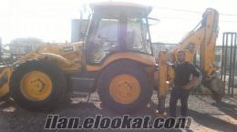 SATLIK JCB 4CX 2005 MODEL KILİMALI