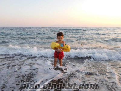 Özdere Deniz Kenarında Eşyalı Yazlık Dubleks