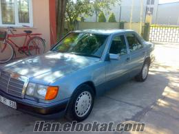 1990 model mercedes 200e orjinal full
