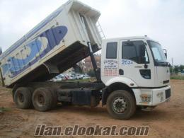 Antalyadan Sahibinden Satılık Ford Kargo 2524 damperli