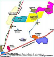 ankara eskişehir yolunda arazi