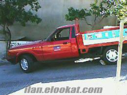 satılık ford otosan p100 izmirde