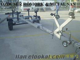 Tekne Romorku İzmir, Bot Romorku İzmir, Jetski Romorku İzmir, ÖZDEMİR