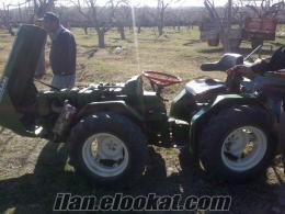 1977 ferrari bahce traktörü