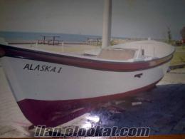 sahibinden zonguldakda satılık balıkcı teknesi
