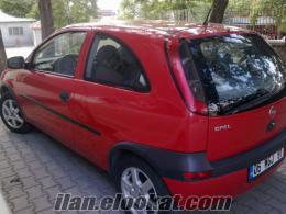Ankarada sahibinden 2001 model Opel Corsa