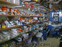 devren satılık hırdavat ve elektrik dükkanı
