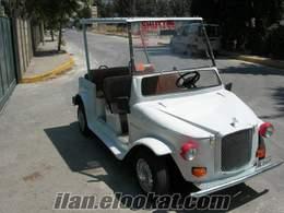 shuttle servis golf car aracı satılık