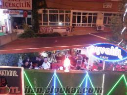 kayseride işlek cadde üstünde devren satlık cafe