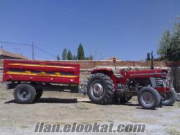 sahibinden satılık mf 158 traktör