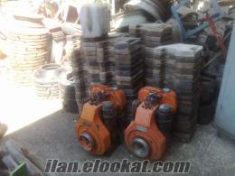 Konyada traktör parcacısı