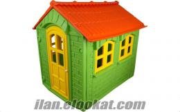 çocuk bahçe oyun evleri