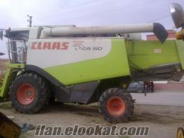 acil satılık CLAAS LEXION 510