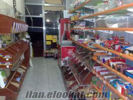 Kayseri İldemde sahibinden devren satılık kuruyemiş dükkanı