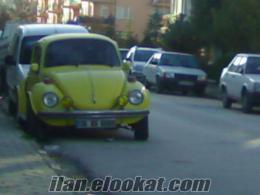 sarı 1973 model vosvos satılıktır.