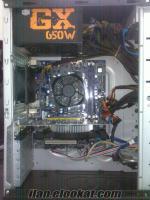 İ7-2600 CPU, 8GB RAM, 500GB DİSK, 2GB EKRAN KARTLI BİLGİSAYAR