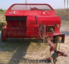 Konyada satılık balya makinaları