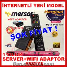 yumatu full hd mini uydu wifi destekli servir var hediye erd 120