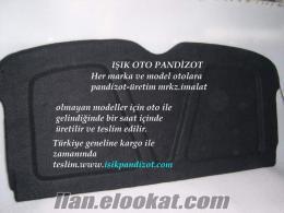 HER MARKA VE MODEL OTOLARIN PANDİZOTU MEVCUTTUR
