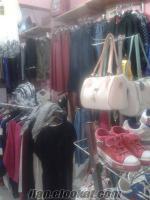 istanbul tuzla orhanlıdan devren kiralık giyim mağazası