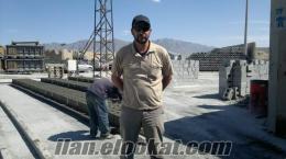 hazır beton santral operatörü ve mekanikçisi