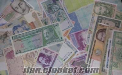 yerli ve yabancı paralar