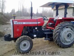 ısparta da satılık MF 256 G 2007 model traktör
