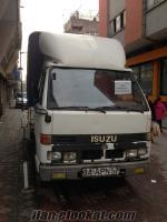 sahibinden satılık isuzu kamyonet