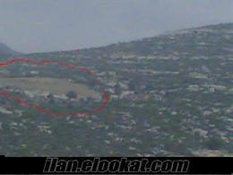 Aslanköy Gözne yol ayrımında Mersin de Arsa