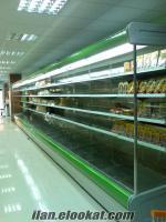 satılık market dolabı sütlük