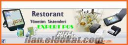 Restaurant Lokanta Pizzacı Kebapçı Fastfood Otomasyon Programı ve Pos Sistemler