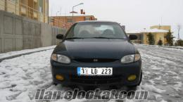 ıspartada sahibinden satılık araba Accent GLS